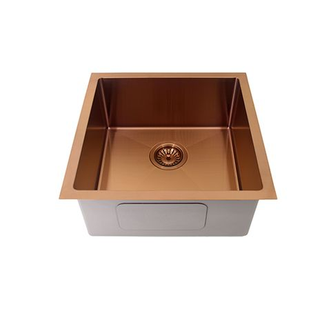 PVD Copper Stainless Steel Sink