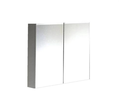 600 EXTRA Height Bevel Edge Mirror Cabin