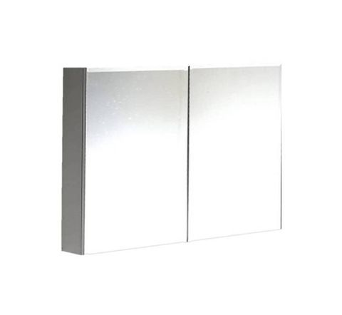 900 EXTRA Height Bevel Edge Mirror Cabin