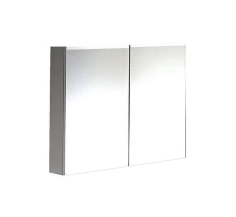 750 EXTRA Height Bevel Edge Mirror Cabin