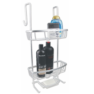 Cove Aluminium OTD Shower Caddy