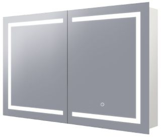 Vera 900 Mirror Cabinet