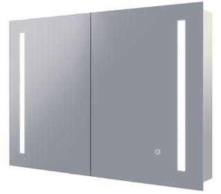 Amber 750x700x145 LED Mirror Cabinet
