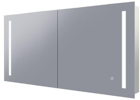 Amber 1200x700x145 LED Mirror Cabinet
