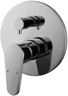 Batali Shower Mixer with Diverter
