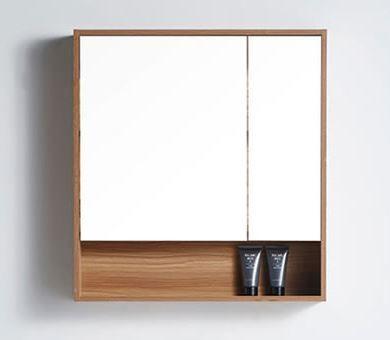 Versilia 750 Mirror Storage Cabinet