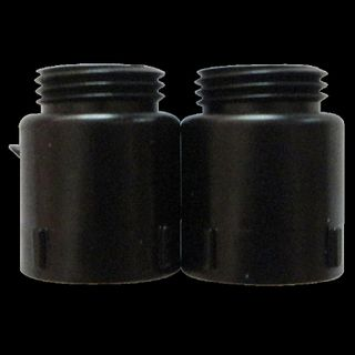 Flange Adaptor Black