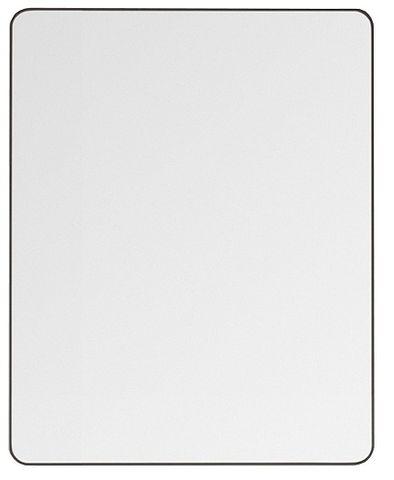 600x900 Rounded Rectangular Mirror