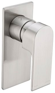 Bianca Brushed Nickel Shower Mixer