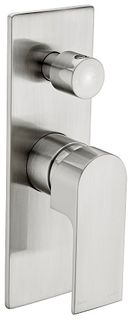Bianca Brushed Nickel Shower Divertor