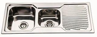 Sink Sq Cnr 1080 1 3/4 Left Hand Bowl