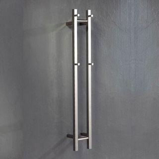 V2 Chrome Vertical Heated Towel Rail