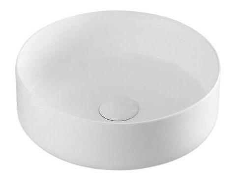 Mersey Matt White A/C Basin 360x360x120