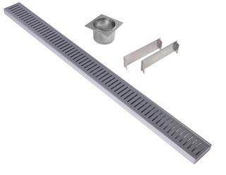 Aluminium Floor Grate =<1800mm (length) x 70mm x 23mm