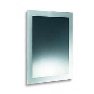 600x750 Frosted Glass Mirror