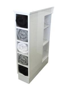 Sam Divider With Shelf