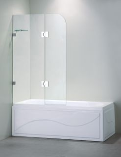 Bath Screen Fix and Fold
