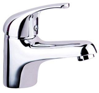 Diaz 2 Basin Mixer Solid Handle