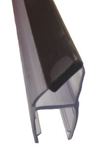 Drip Strip 2000mm Magnetic for 6mm Glas