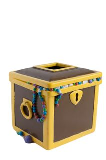 Pirate Tissue Box