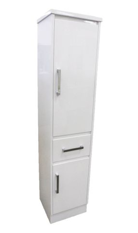 Tall Boy Solid Doors Mk2