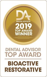 ACTIVA Receives 2019 Top Bioactive Product Award from The Dental Advisor