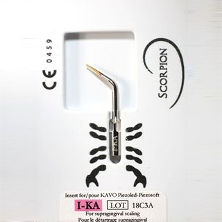 IMPLANT SCALING TIP KAVO PIEZOLED AND PIEZOSOFT CLIP COMPATIBLE