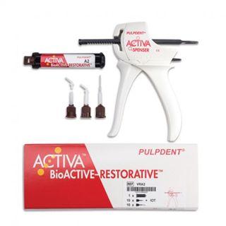 ACTIVA STARTER KIT BIOACTIVE-RESTORATIVE SHADE A2