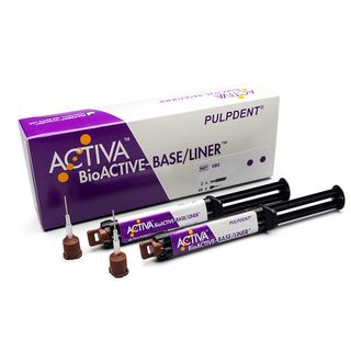 ACTIVA BIOACTIVE-BASE/LINER TWIN PACK