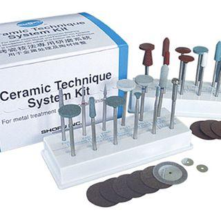 CERAMIC TECHNIQUE SYSTEM KIT