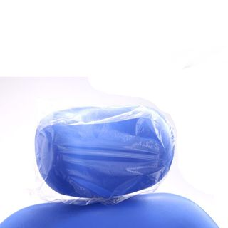 HEADREST COVERS LARGE PLASTIC 25x36cm 250pkt