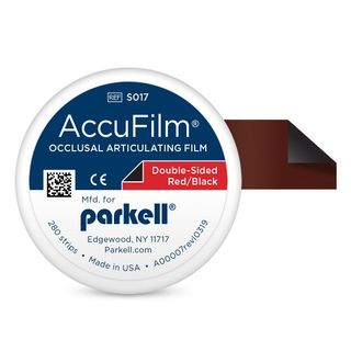 ACCUFILM II RED/BLACK