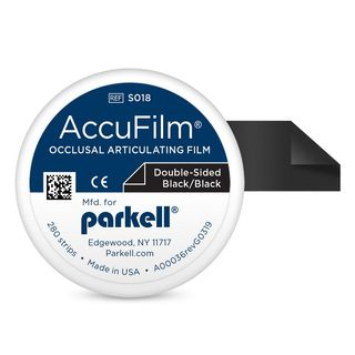 ACCUFILM II BLACK/BLACK