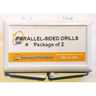 PARALLEL SIDED POST DRILLS SIZE 4