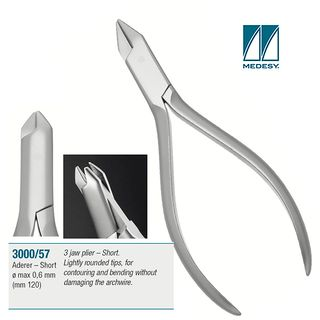 3 JAW PLIER 120mm