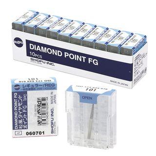 DIAMOND POINT FG 1340 REG SHORT SHANK