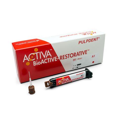 ACTIVA SINGLE PACK BIOACTIVE RESTORATIVE SHADE A1