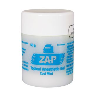 ZAP TOPICAL ANAESTHETIC 50g