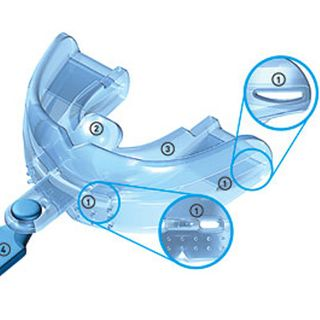 INFANT TRAINER BLUE HARD PHASE 2