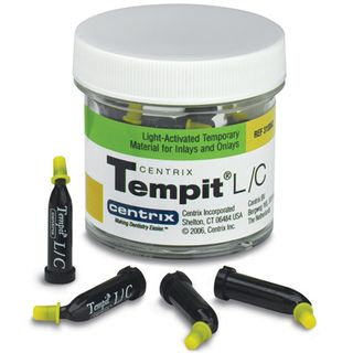 TEMPIT LIGHT CURE - TEMPORARY FILLING MATERIAL (30)