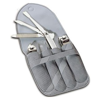 MANICURE SET NICKLE PLATED