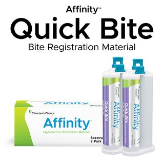 AFFINITY QUICK BITE TWIN PACK 2x50ml