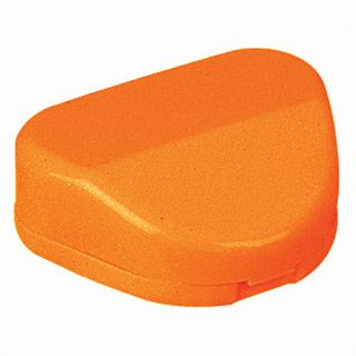 RETAINER BOX SLIM-LINE FIRE ORANGE