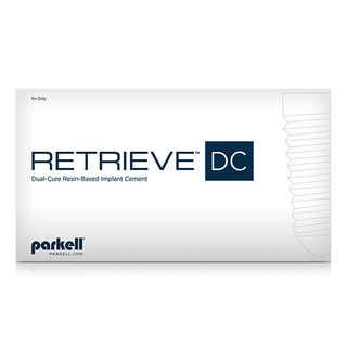 RETRIEVE DC NE RESIN BASED IMPLANT CEMENT
