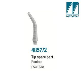 AMALGAM CARRIER SPARE TIP 45deg PLASTIC AUTOCLAVABLE
