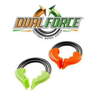DUAL FORCE PRE-MOLAR RINGS ORANGE (2)