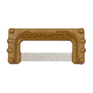 CONTACEZ IPR STRIP SYSTEM BROWN 0.30mm DOUBLE SIDED WIDENER (8)