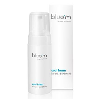 BLUE M ORAL FOAM 100ml