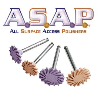 ASAP POLISHERS LARGE -2 PACK