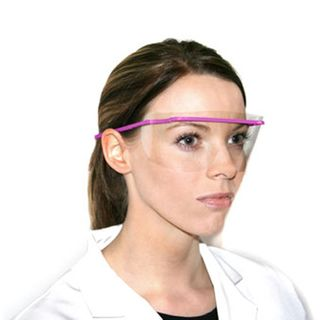 EYE SHIELD FRAMES ASSORTED (10)